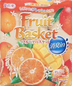 フルーツバスケット消臭in オレンジ&マンゴー  18R ダブル
