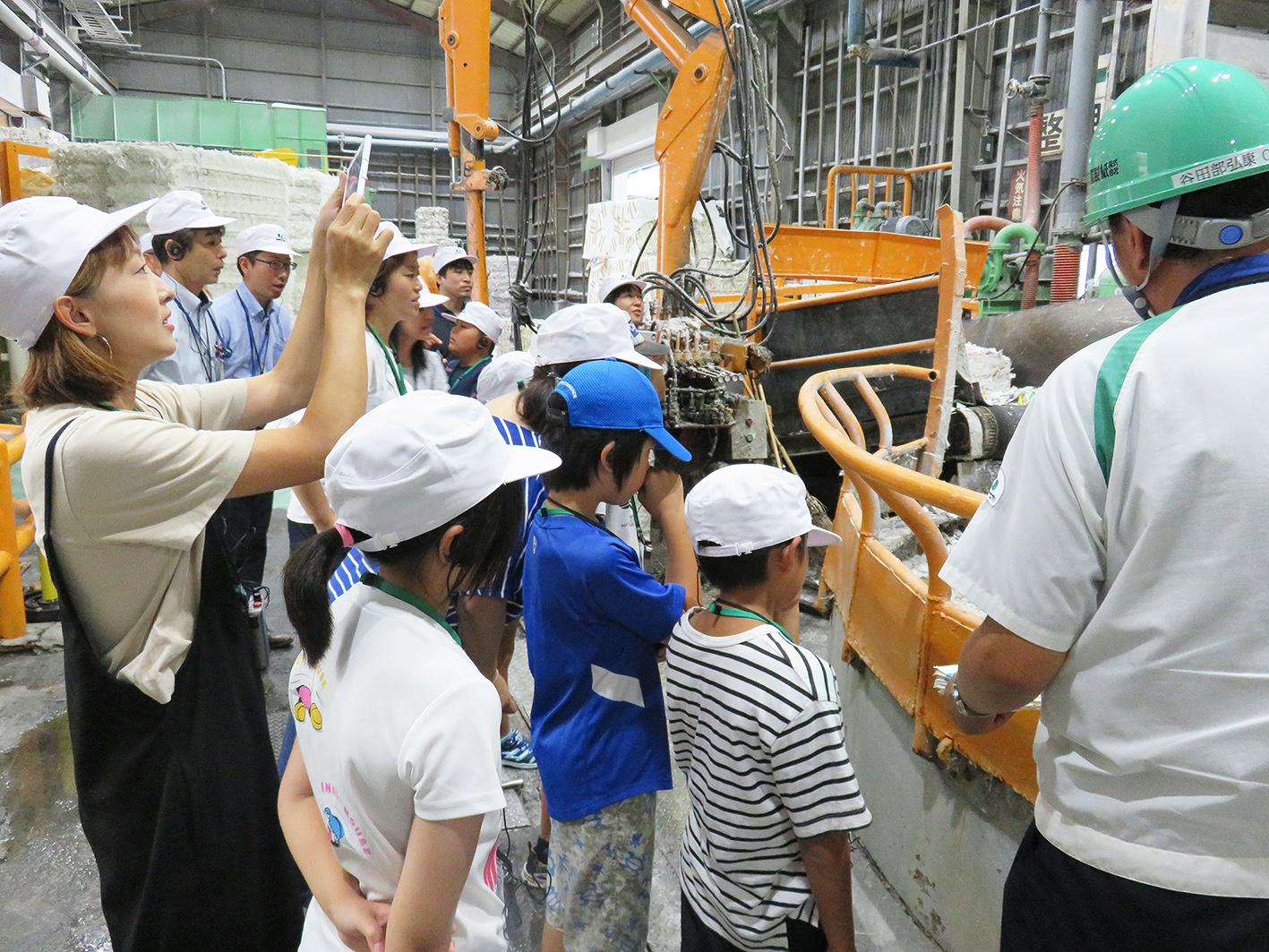 2018.08.23-ユニー工場見学7