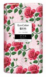 エコカラー花束 ピンク12R ダブル