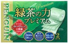 ペンギン 緑茶の力 プレミアム 2R トリプル